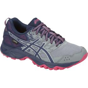 asics Gel-Sonoma 3 G-TX Running Shoes Women grey/pink
